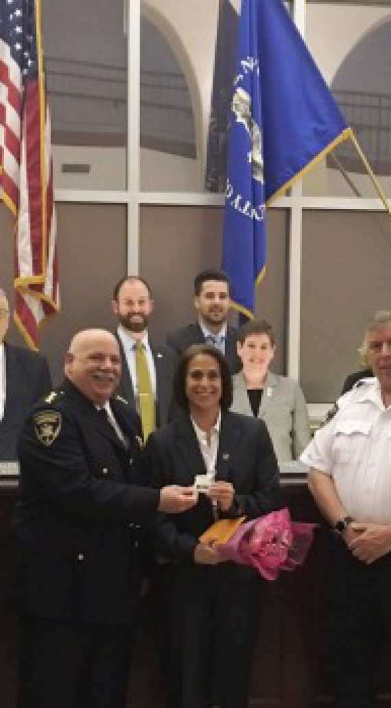 Glen Cove Harbor Patrol Names First Female Harbor Master