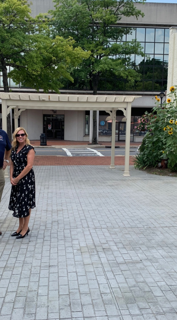 Glen Cove CDA Streetscapes Improvements in the City's Downtown